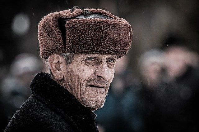老年脑萎缩