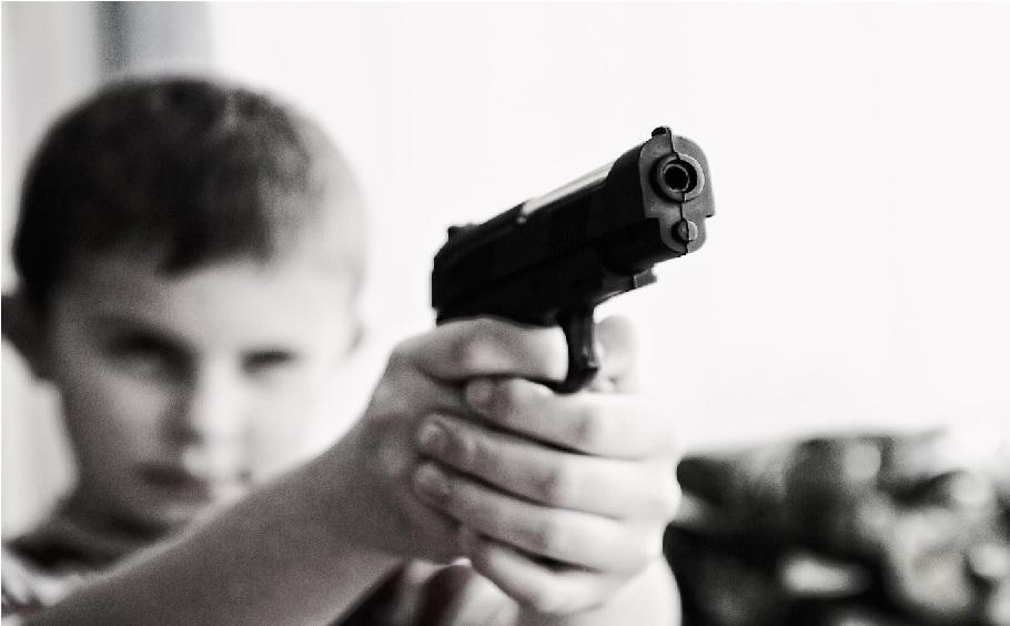 孩子会有反社会人格吗?