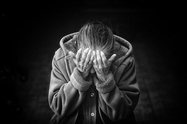 不要忽视了老年抑郁症
